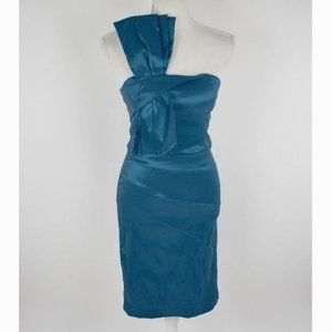 Romeo & Juliet Couture one strapless dress 6